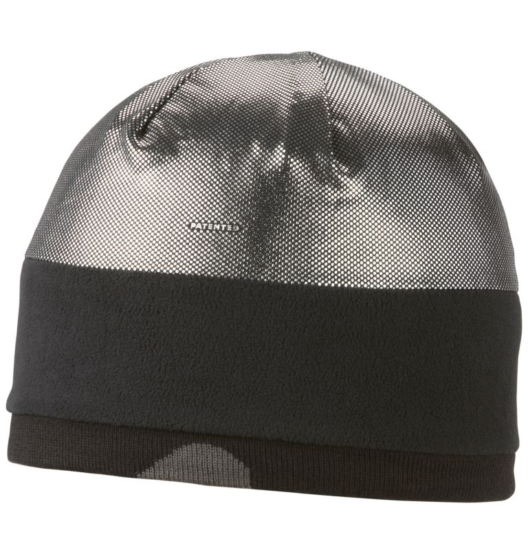 Columbia Heat™ Beanie | 013 | O/S Bonnet Columbia Heat™ Unisexe, Black, Pattern, a1
