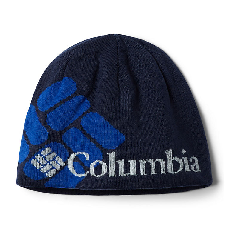 e4461389d55 Collegiate Navy Big Gem Columbia Heat™ Beanie Unisex