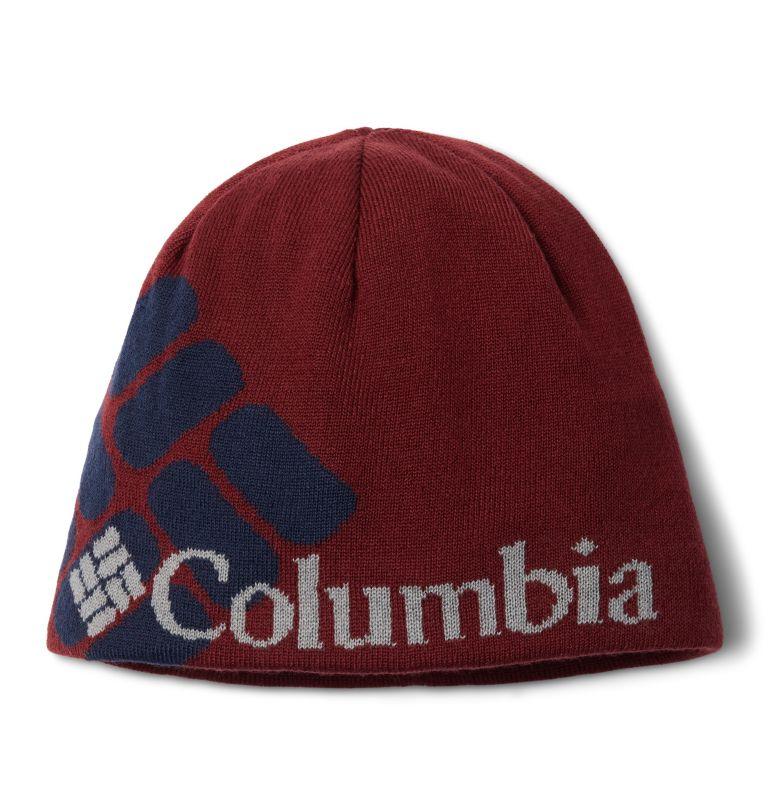 Columbia Heat™ Beanie | 664 | O/S Columbia Heat™ Beanie, Red Jasper, Big Gem, front