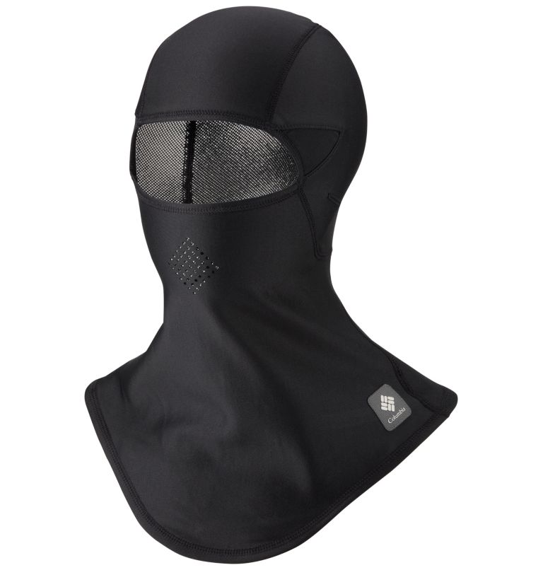 Trail Summit™ Balaclava | 010 | O/S Cagoule Trail Summit™ Unisexe, Black, front