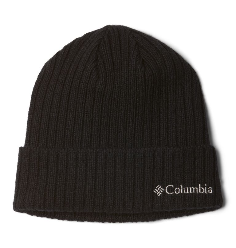 Columbia™ Watch Cap | 013 | O/S Columbia Watch CapII Unisexe, Black, Black, front