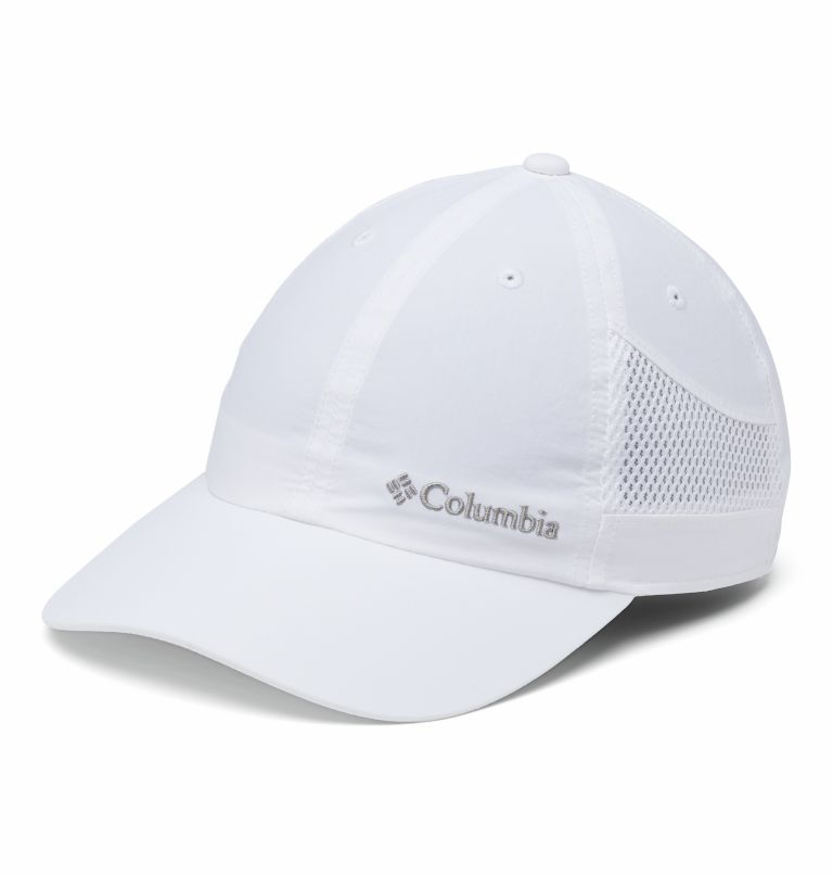 Tech Shade™ Hat | 101 | O/S Tech Shade™ Unisex Hat, White, White, front