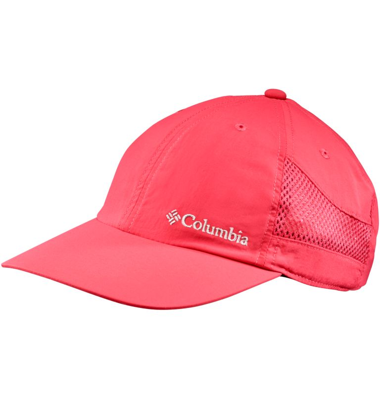 Tech Shade™ Hat | 653 | O/S Tech Shade™ Unisex Hat, Red Camellia, front