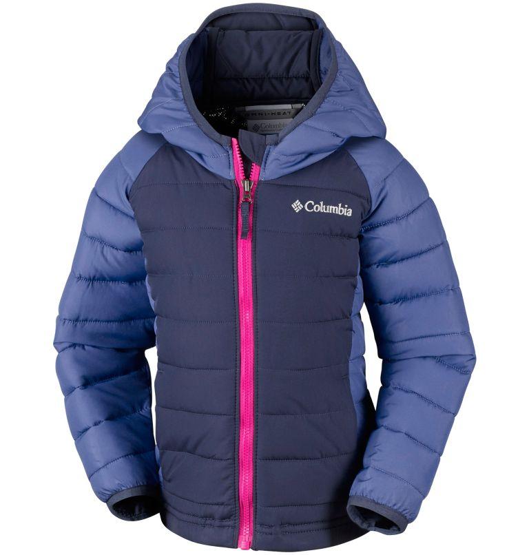 Toddlers' Powder Lite™ Hooded Jacket - Girls Toddlers' Powder Lite™ Hooded Jacket - Girls, front