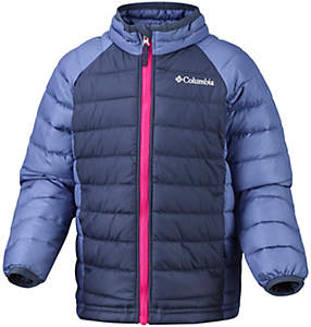 Veste À Capuche Powder Lite™ Fillette
