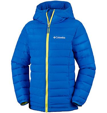 Chaqueta con capucha Powder Lite™ para niño , front
