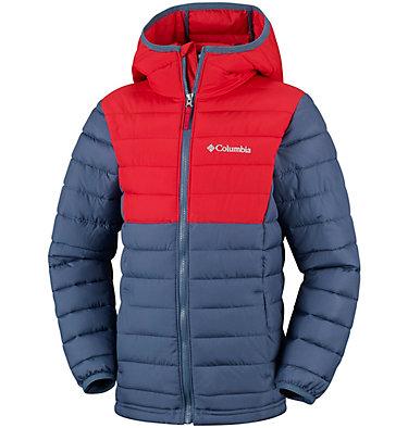 Boys' Powder Lite™ Hooded Jacket , front