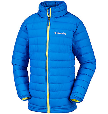 Boys' Powder Lite™ Jacket , front