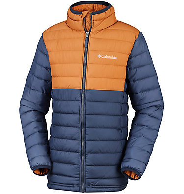 Boys' Powder Lite™ Jacket , front