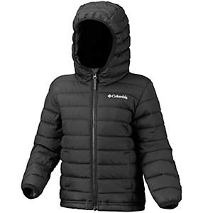 Toddlers' Powder Lite™ Hooded Jacket - Boy