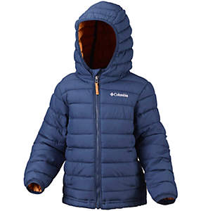Toddlers' Powder Lite™ Hooded Jacket - Boy