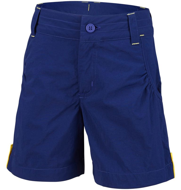 Girls' Silver Ridge™ Novelty Short Girls' Silver Ridge™ Novelty Short, front