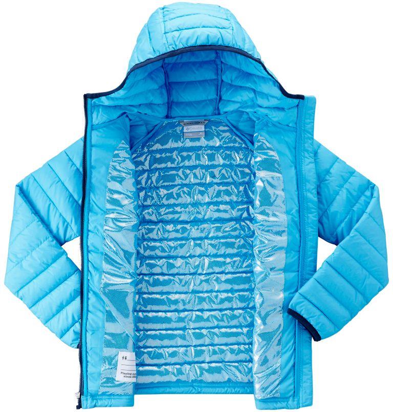 Girls' Powder Lite™ Hooded Jacket Girls' Powder Lite™ Hooded Jacket, a2