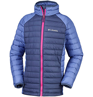 Girls' Powder Lite™ Jacket , front