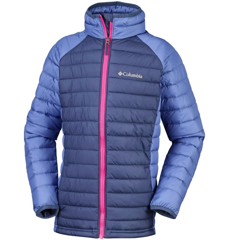 Girls' Powder Lite™ Jacket Girls' Powder Lite™ Jacket, front