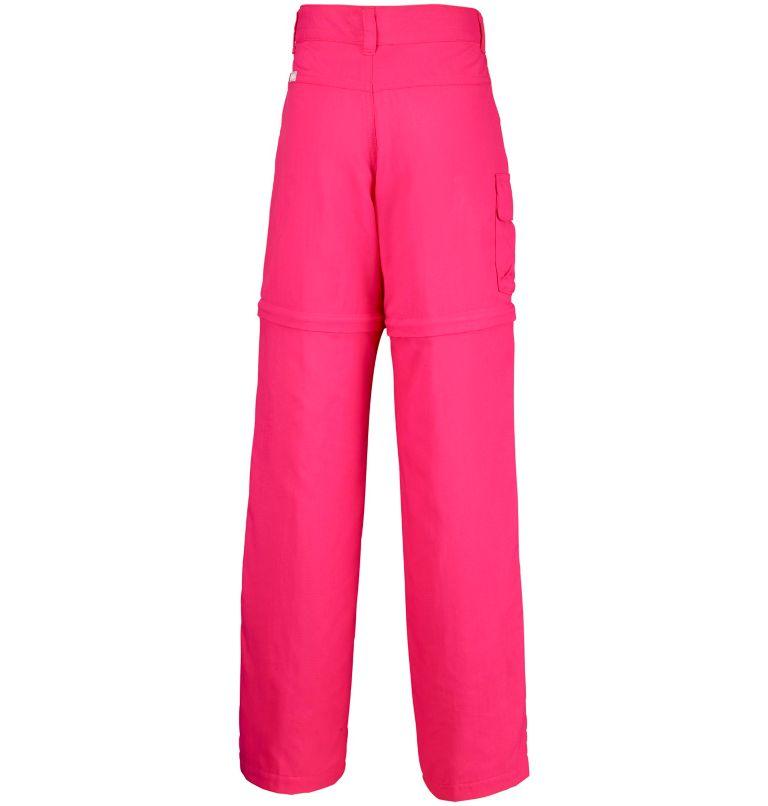 Girls' Silver Ridge™ III Convertible Trousers Girls' Silver Ridge™ III Convertible Trousers, back