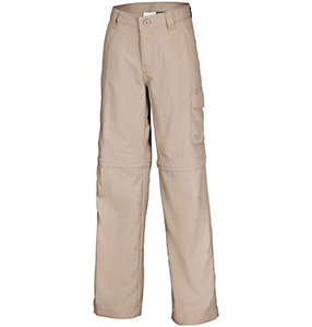 Boys' Silver Ridge™ III Convertible Trousers