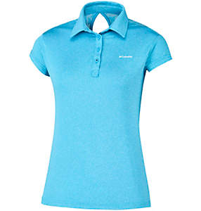 Peak to Point™ Novelty Poloshirt für Damen