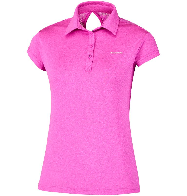Polo Peak to Point™ Novelty Femme Polo Peak to Point™ Novelty Femme, front