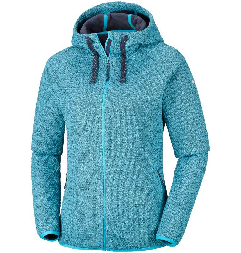 Sudadera con capucha y cremallera PacificPoint™ para mujer Sudadera con capucha y cremallera PacificPoint™ para mujer, front