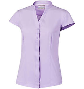 Saturday Trail™ kurzärmlige Bluse aus Stretchmaterial für Damen
