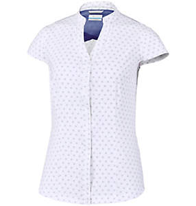 Women's Saturday Trail™ All Over Print Stretch Short Sleeve Shirt