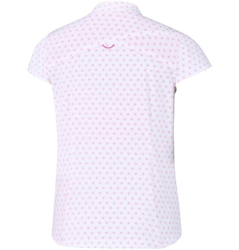 Women's Saturday Trail™ All Over Print Stretch Short Sleeve Shirt  Women's Saturday Trail™ All Over Print Stretch Short Sleeve Shirt , back