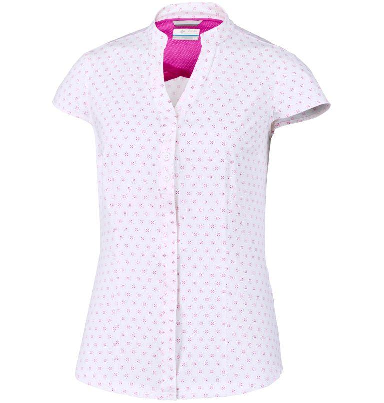 Women's Saturday Trail™ All Over Print Stretch Short Sleeve Shirt  Women's Saturday Trail™ All Over Print Stretch Short Sleeve Shirt , front