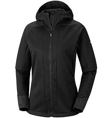 Women's Steel Cliff™ Hooded Softshell Jacket , front