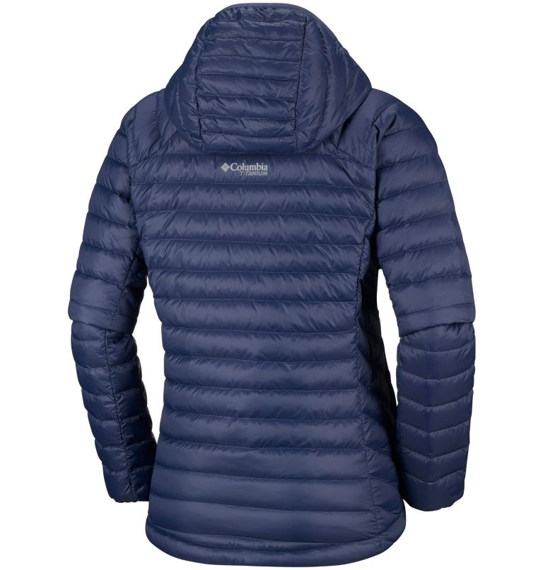 Women's Altitude Tracker™ Hooded Jacket Women's Altitude Tracker™ Hooded Jacket, back