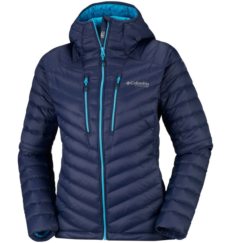 Women's Altitude Tracker™ Hooded Jacket Women's Altitude Tracker™ Hooded Jacket, front