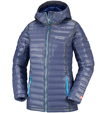 Women's OutDry™ Ex Gold Down Hooded Jacket , front