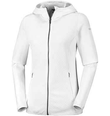 Roffe Ridge™ Full-Zip Fleece mit Kapuze für Damen , front