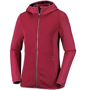 Roffe Ridge™ Full-Zip Fleece mit Kapuze für Damen