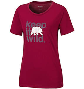 T-Shirt Outdoor Elements™ III Femme