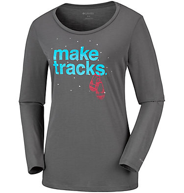 Women's Outdoor Elements™ III Long Sleeve T-Shirt , front