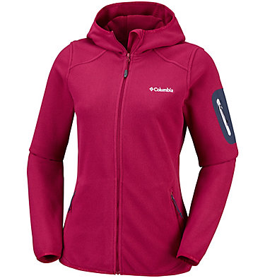 Women's Outdoor Novelty™ Hooded Fleece , front