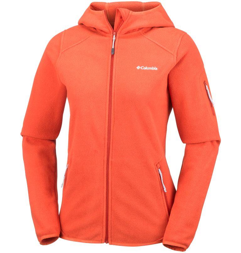 Polar con capucha Outdoor Novelty™ para mujer Polar con capucha Outdoor Novelty™ para mujer, front