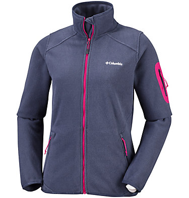 Outdoor Novelty™ Fleecejacke für Damen , front