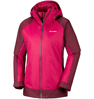 On the Trail™ Doppeljacke für Damen , front