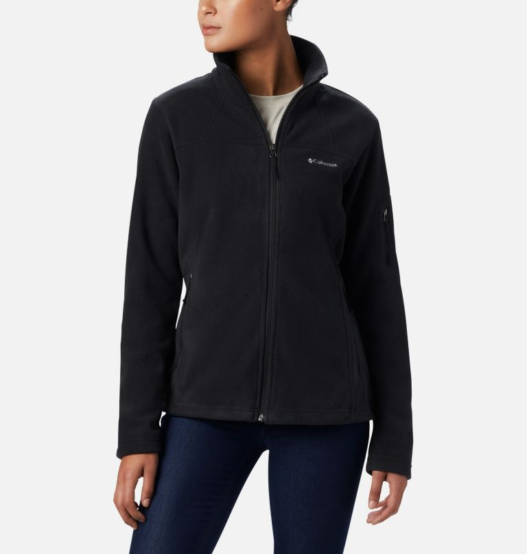 Fast Trek™ II Jacket | 010 | XS Fast Trek™ II Jacket da donna, Black, front