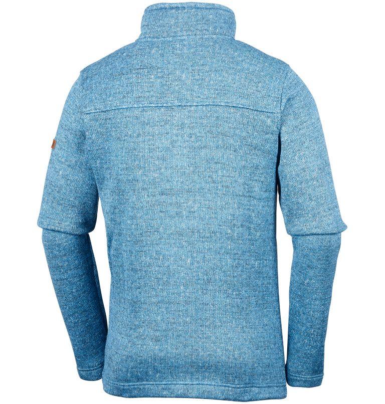Fleece con cerniera Boubioz™ da uomo Fleece con cerniera Boubioz™ da uomo, back