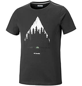 T-shirt a maniche corte Wild Camp™ da uomo