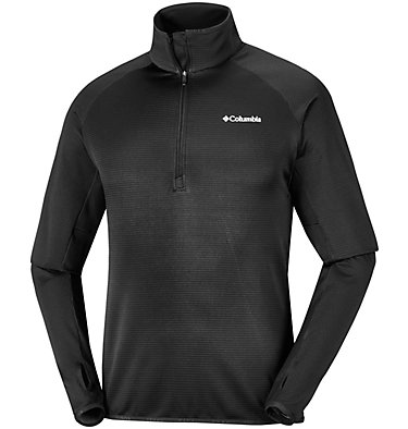 Men's Mount Powder™ Half Zip Fleece , front