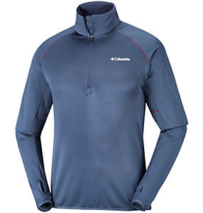 Men's Mount Powder™ Half Zip Fleece