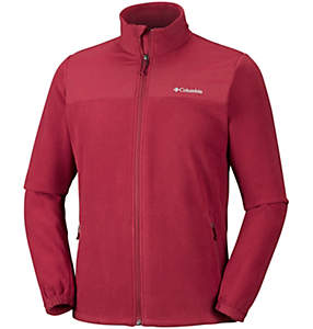 Men's Fast Trek™ Novelty Full Zip Fleece