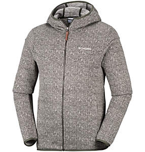 Men's Boubioz™ Hooded Full Zip Fleece