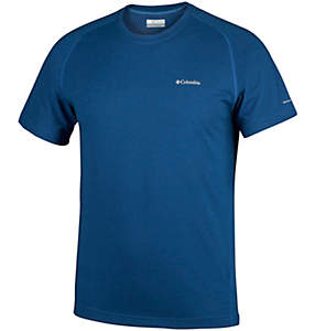 Mountain Tech™ III Kurzarm-Crew-Shirt für Herren
