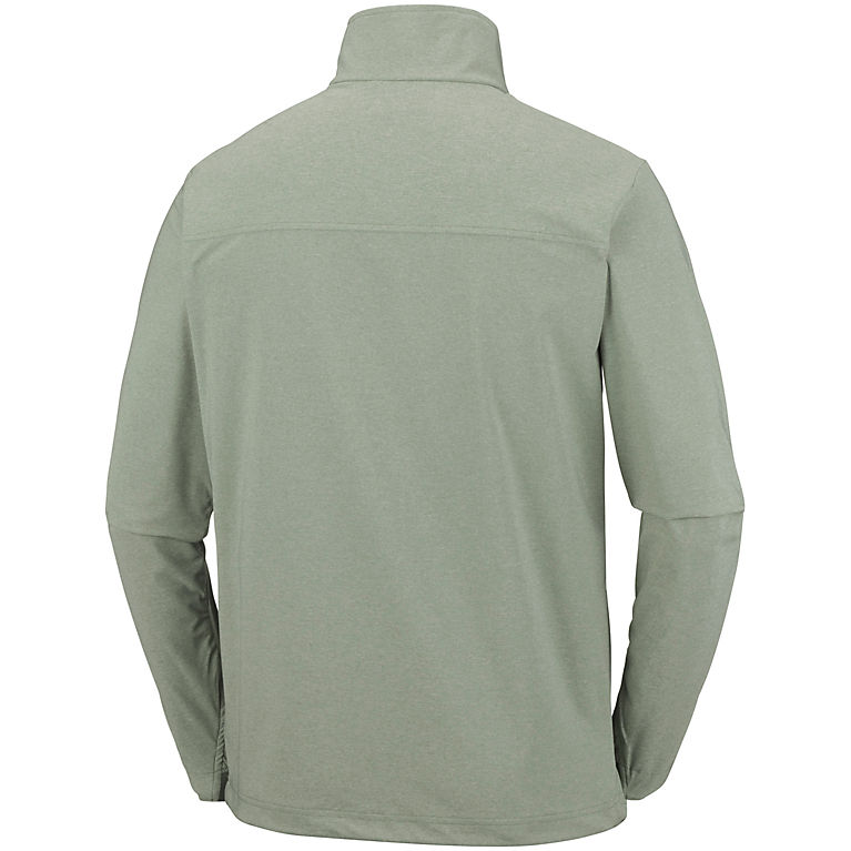 Mosstone Heather Chaqueta sin capucha Heather Canyon™ para hombre 99e711ad28520