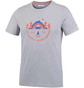 Men's Nelson Point™ Graphic Short Sleeve Tee